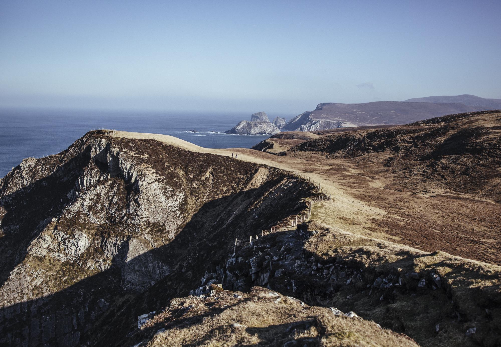 Port randonnée Donegal