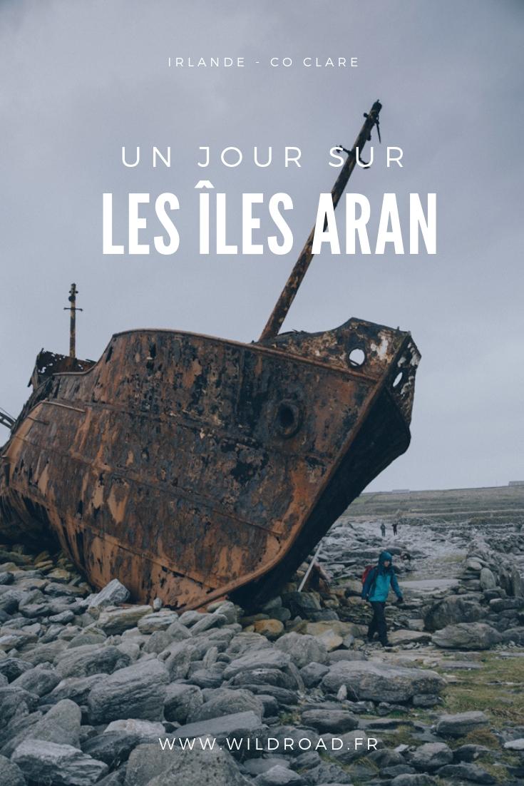Visiter les îles Aran et Inish Morr en une journée