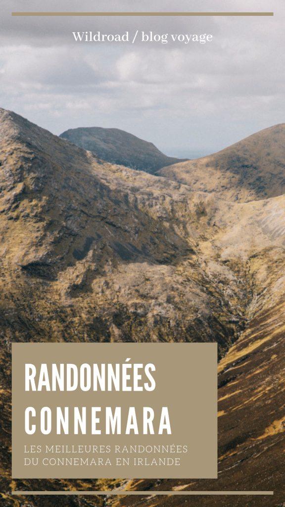 Les 3 randonnées immanquables du Connemara, en Irlande