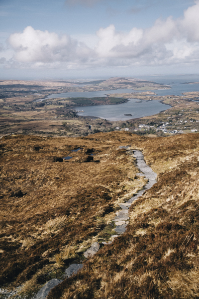 Diamond hill Connemara
