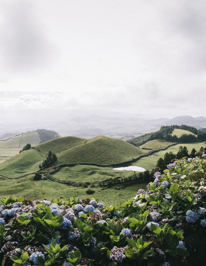 Açores sete cidades