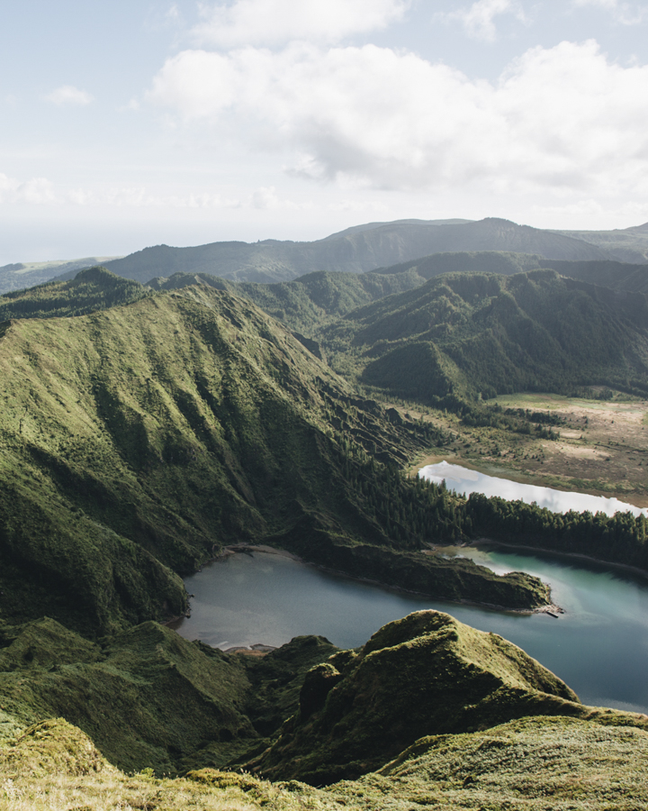 Sao miguel Azores lagoa do fogo