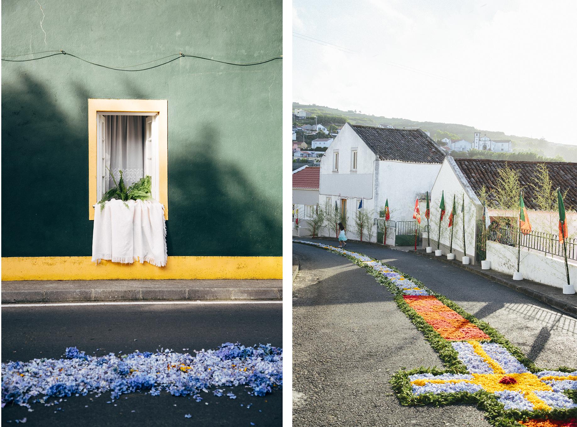 Azores fête religieuse