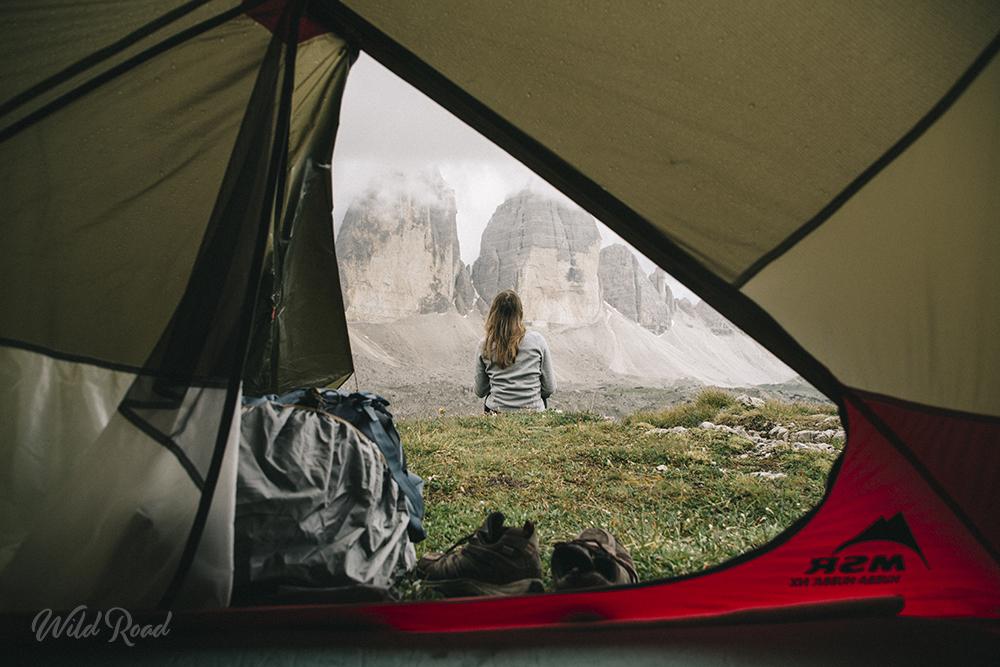 Dolomites Tre cimes di Lavaredo