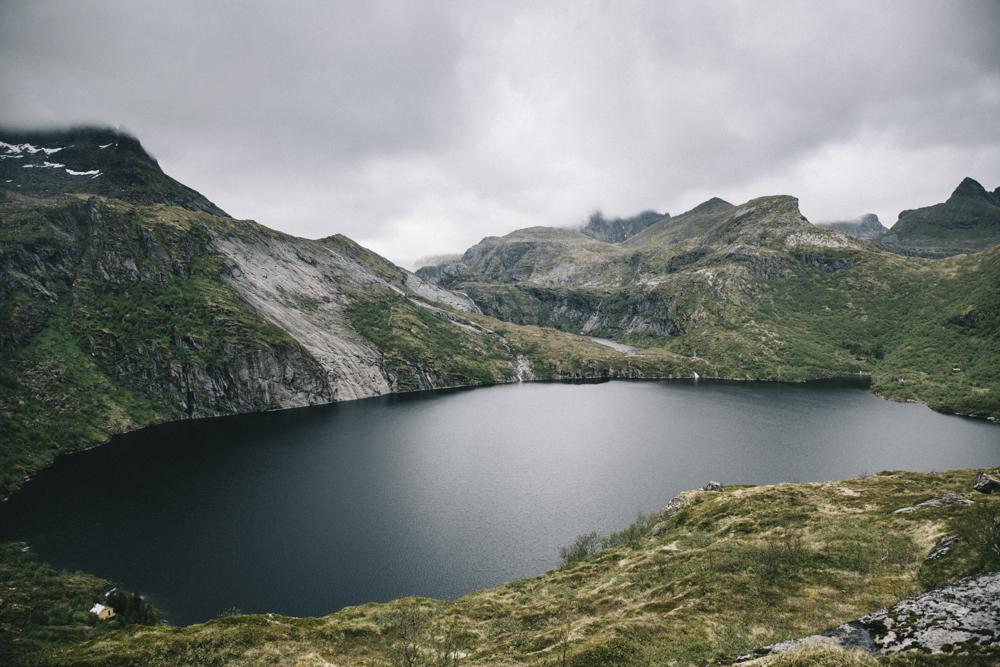 Lofoten randonnée