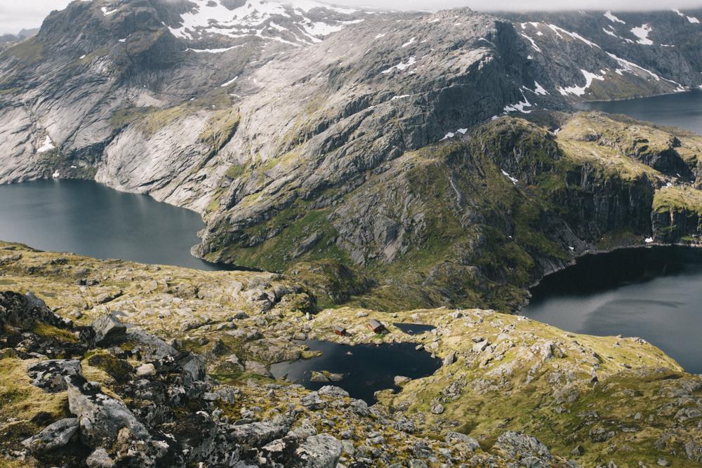 Munkenbu Hut Lofoten