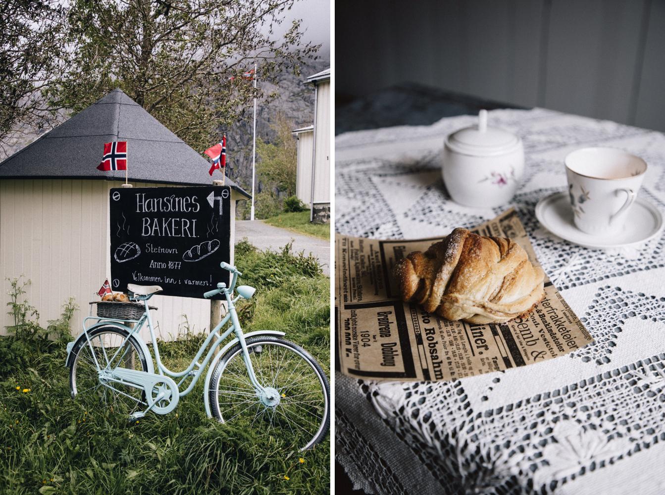 Nusjford Lofoten bakery