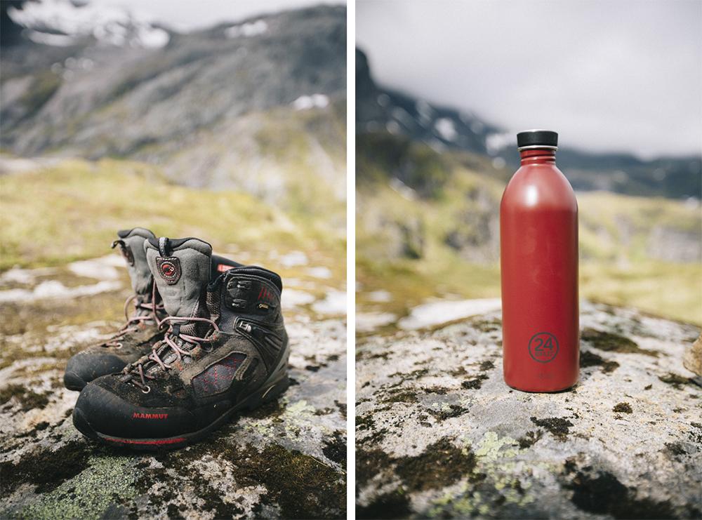 Lofoten équipement camping