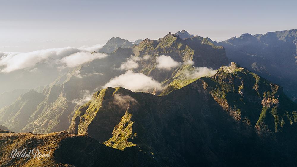 Madeira Pico grande