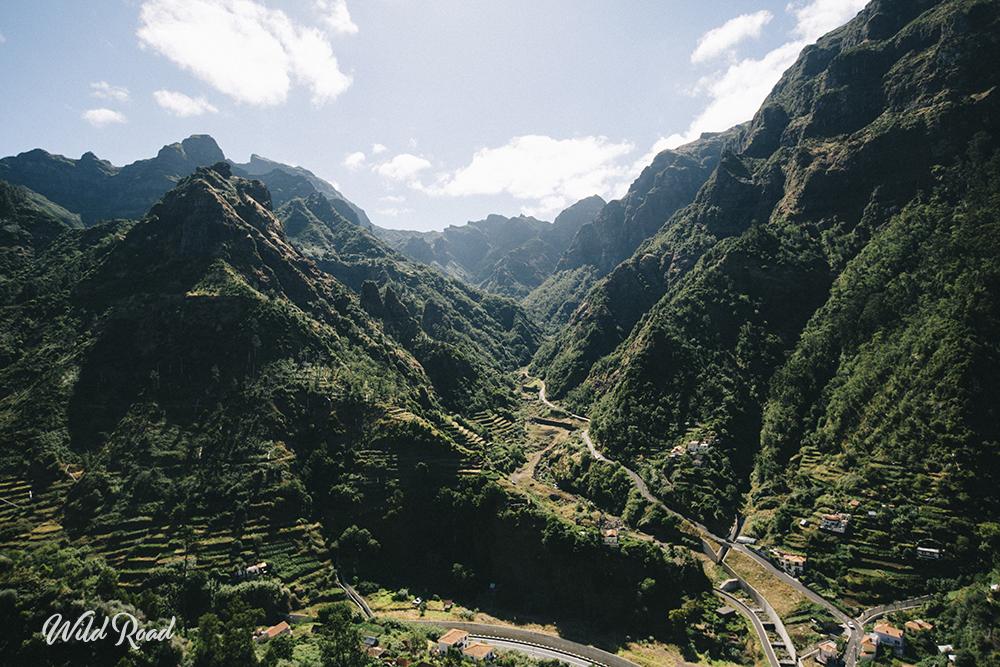 Madère canyon