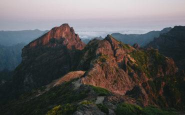 Madere Pico de arieiro