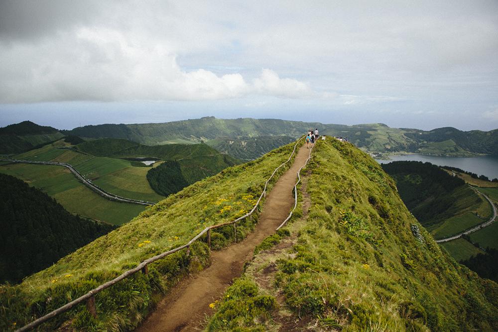 Soa miguel Azores Setes cidades