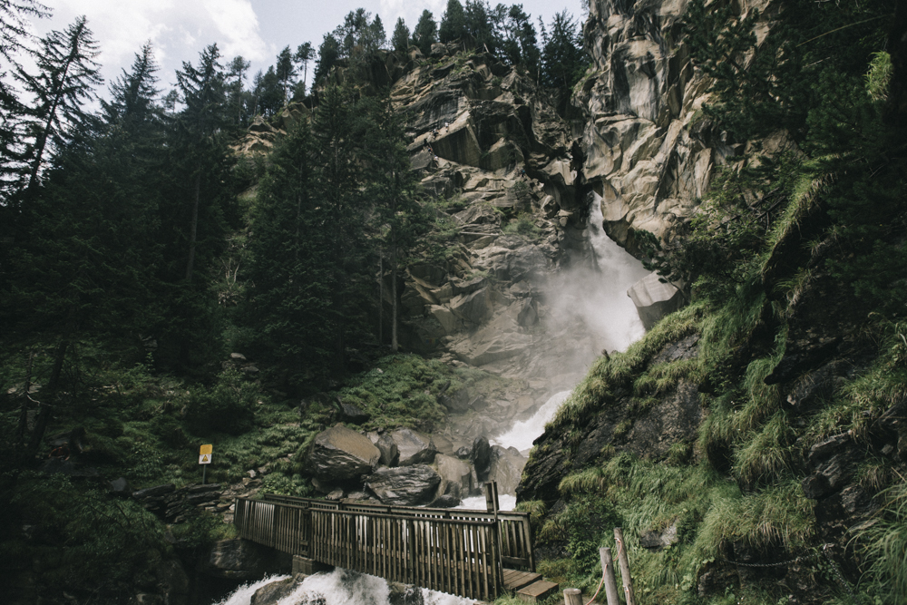 Cascade de la fraiche