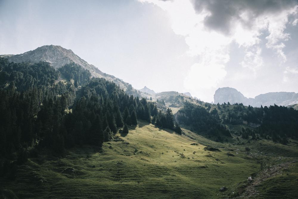 Randonnée des Lacs Merlet dans le parc national de la Vanoise. crédit photo : Clara Ferrand - blog WIldroad