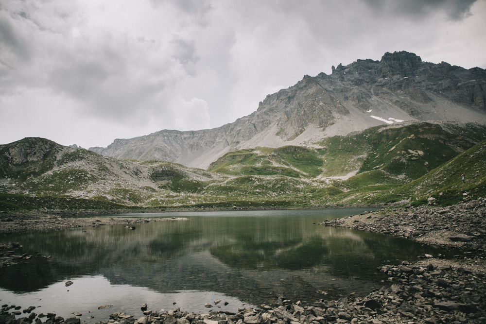 Les Lacs Merlet, une randonnée à faire dans le parc national de la Vanoise. crédit photo : Clara Ferrand - blog Wildroad