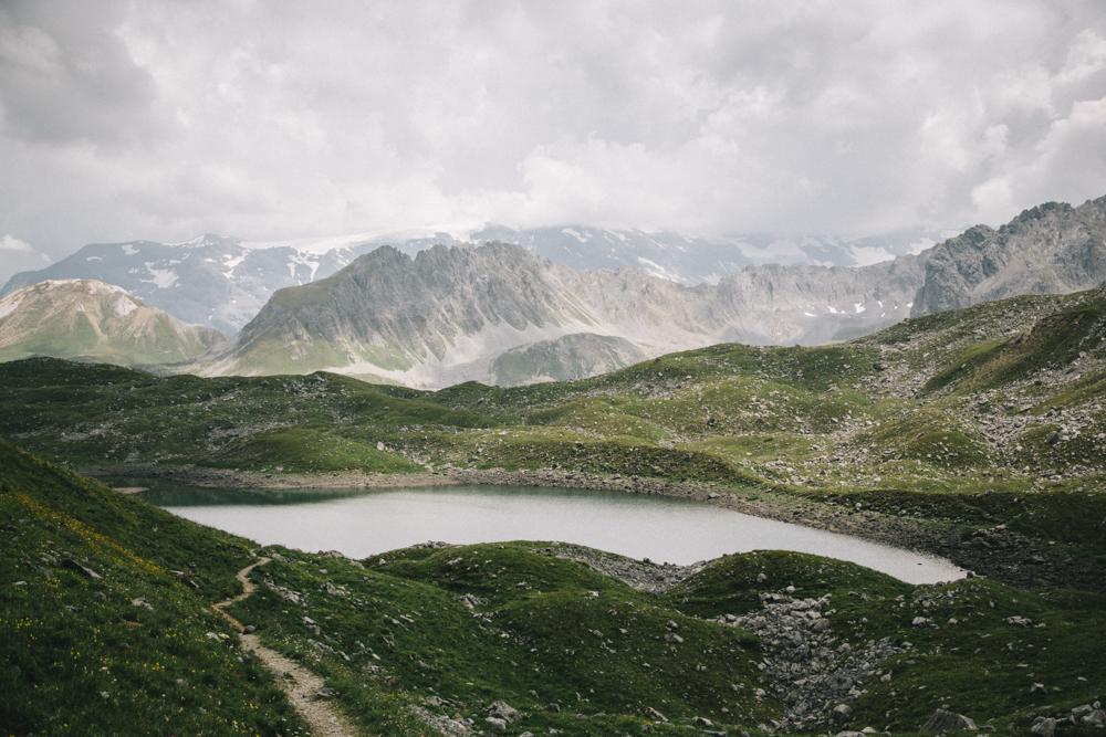 Randonnée à la journée dans le parc national de la Vanoise : les lacs merles. crédit photo : Clara Ferrand - blog Wildroad