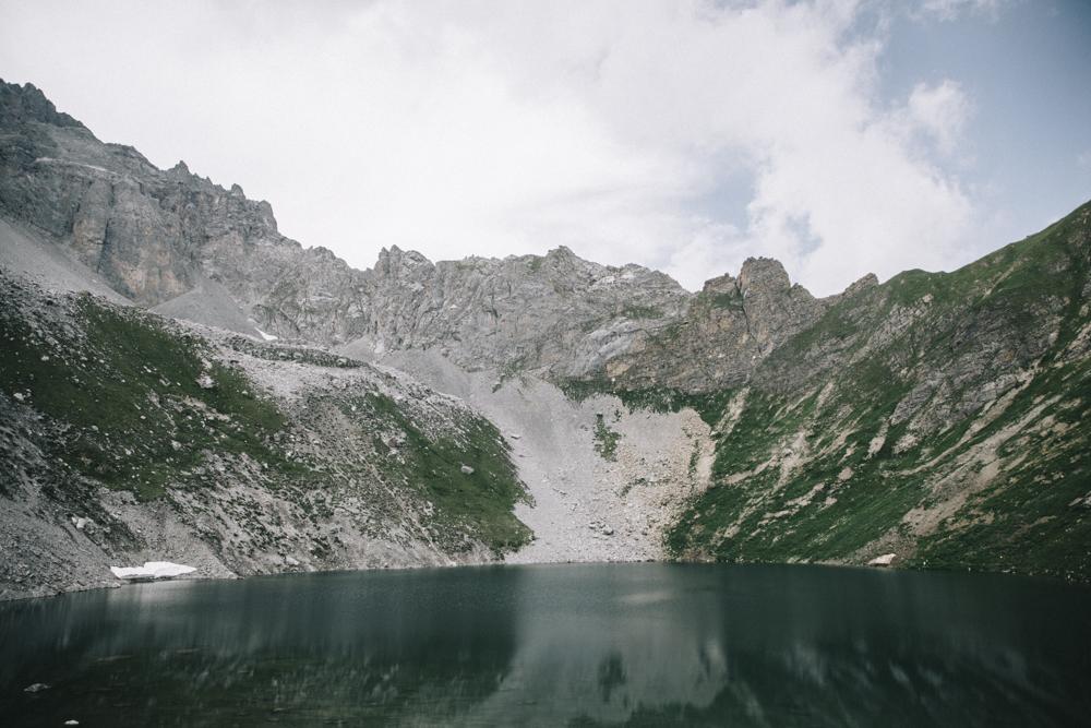 Randonnée des lacs merles à faire à Courchevel. crédit photo : Clara Ferrand - blog Wildroad