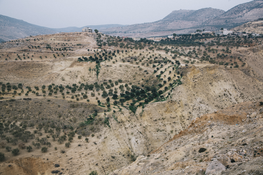 Jordanie Ajloun