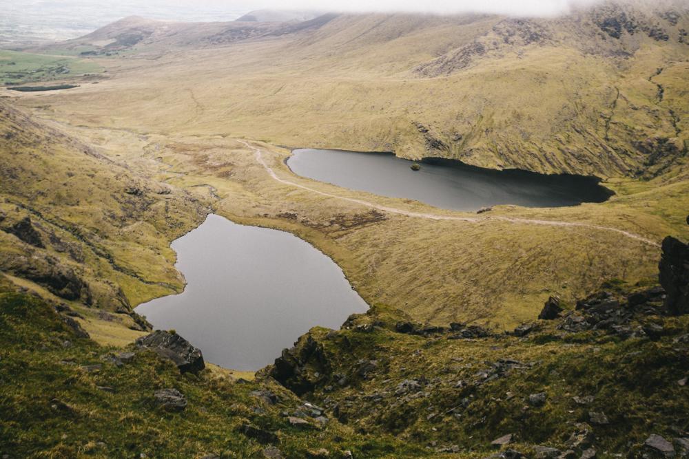 les deux lacs de caurruntuohil