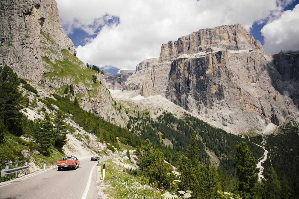 Secedda Randonnée Dolomites