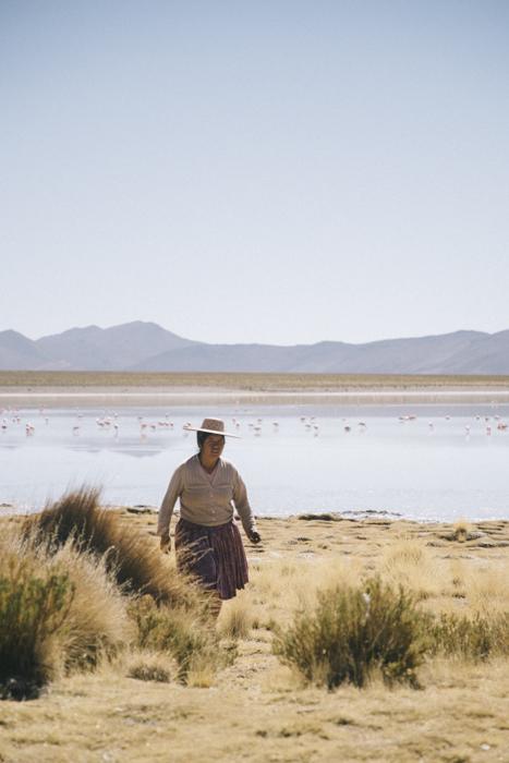 Sur Lipez Bolivie laguna negra