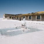 Salar Uyuni Bolivia Hotel de sel