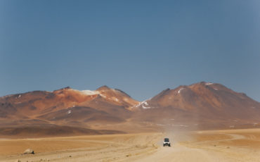Desert de Siloli_ Bolivie