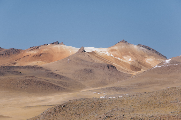 Desert de Siloli ou de Dali
