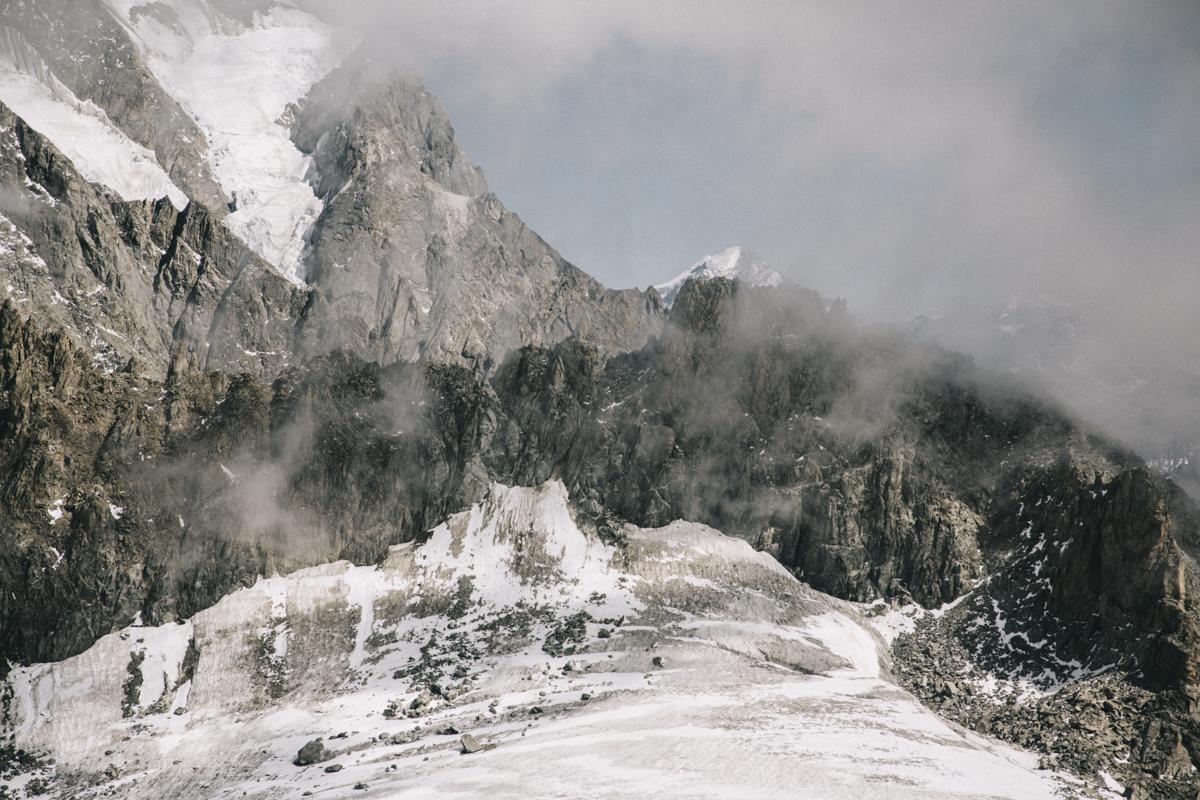 Glacier des Géants