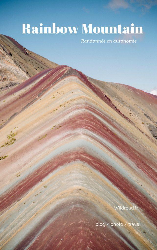 Pinterest Rainbow Mountain