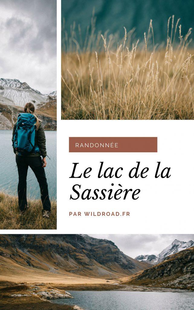Pinterest Lac de la Sassière