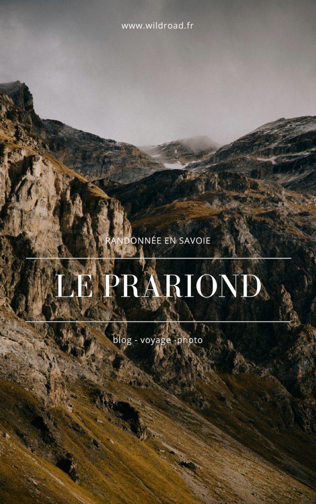 Pinterest Randonnée Prariond