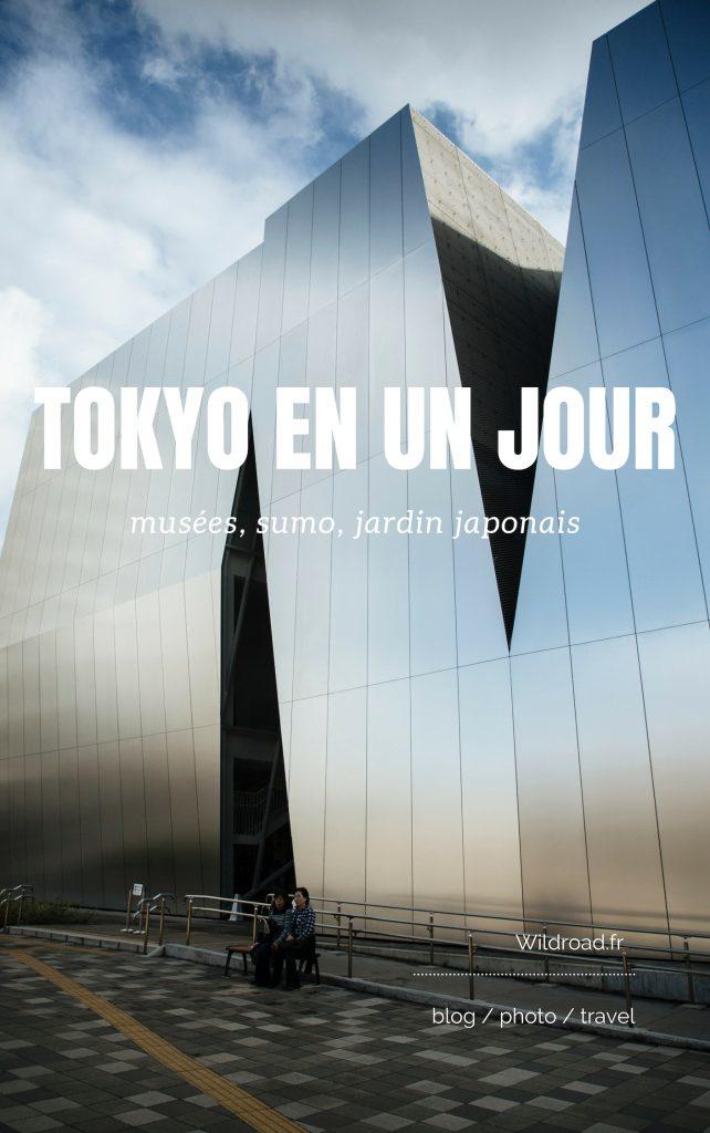 Tokyo en un jour