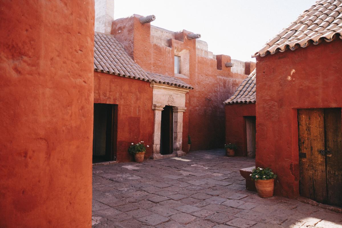 arequipa couvent Santa Catalina