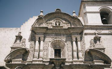 Arequipa iglesia Compania