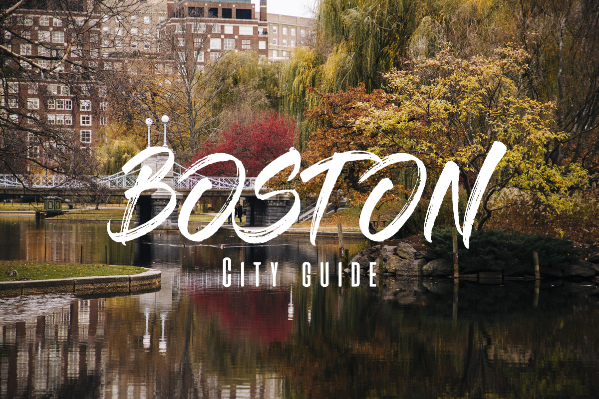 boston Park Public City guide