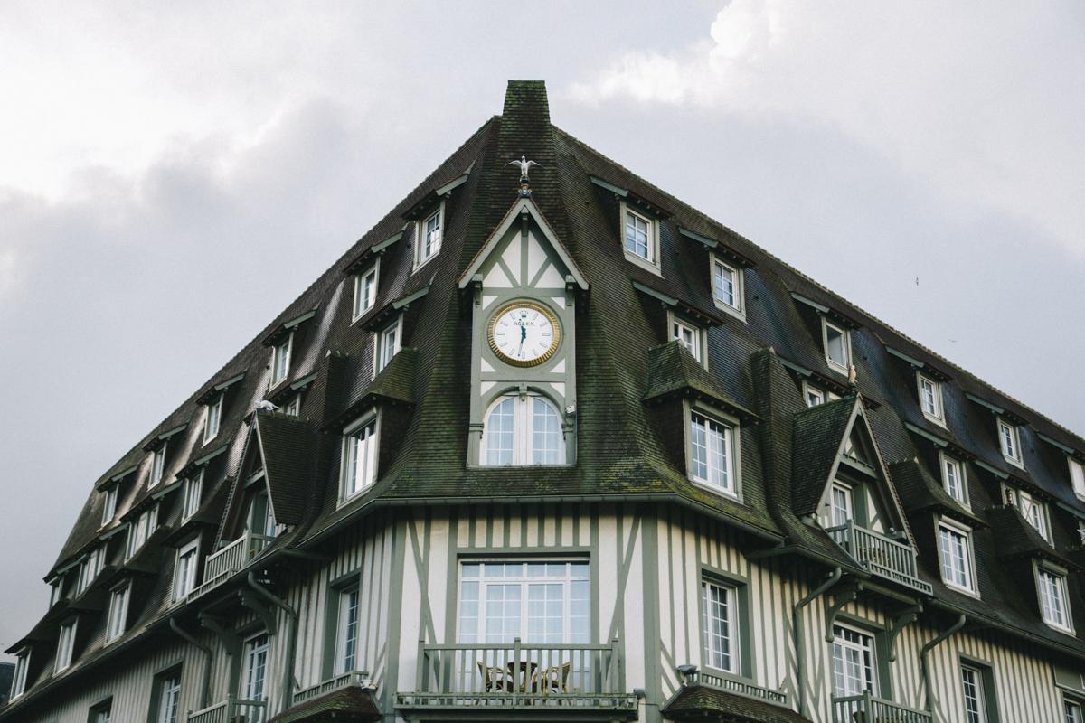 Deauville hôtel Normandy