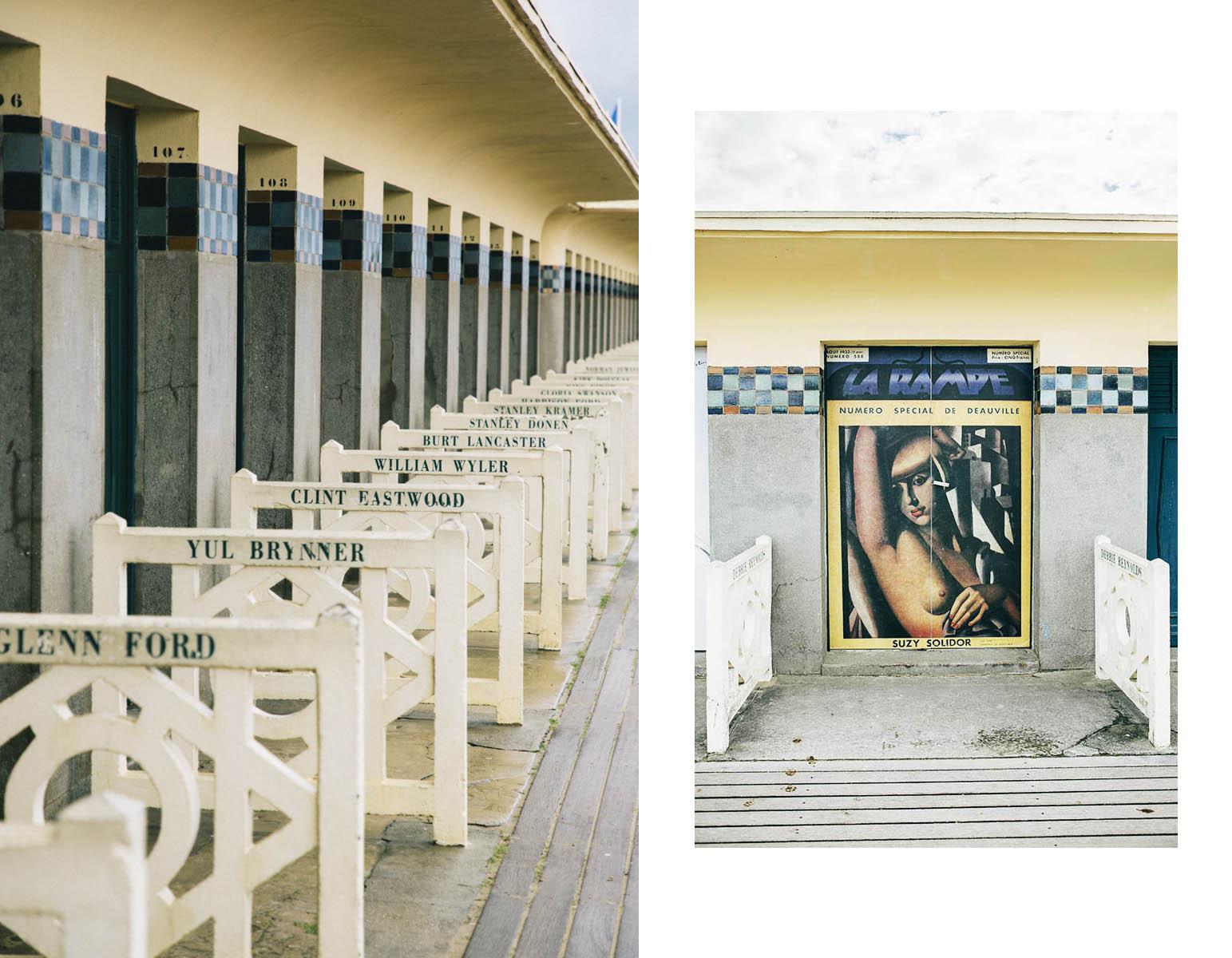 Deauville et ses planches festival week-end