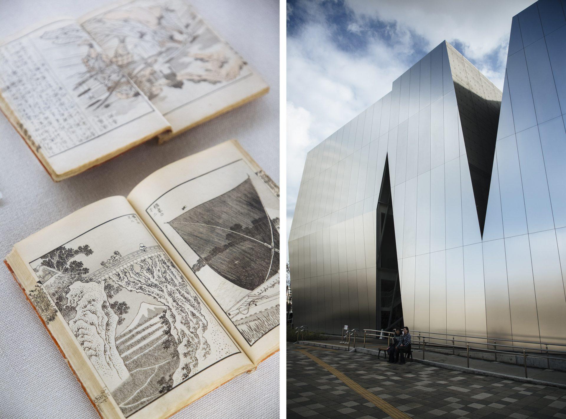 Hokusai sumida museum