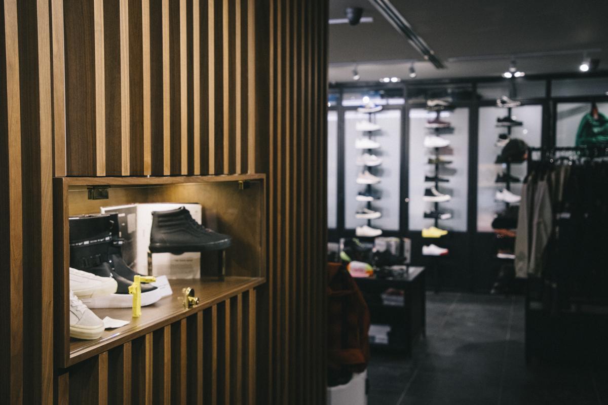 Maggie Oakes concept store Montréal