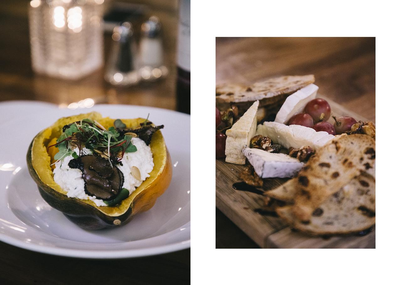 Montréal Maggie Oakes restaurant