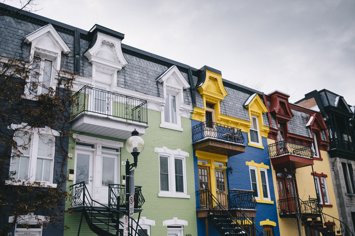 Montréal photowalk Le Plateau
