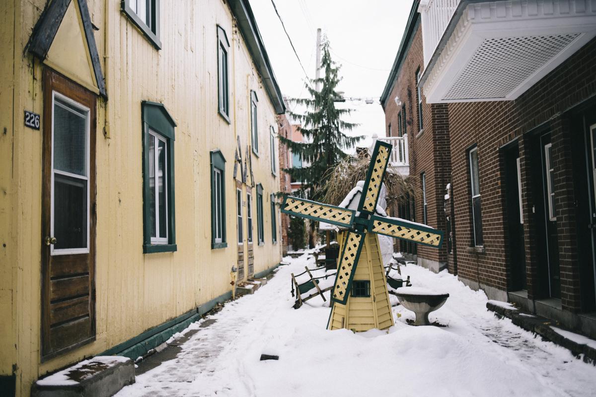 Montréal Photowalk Plateau