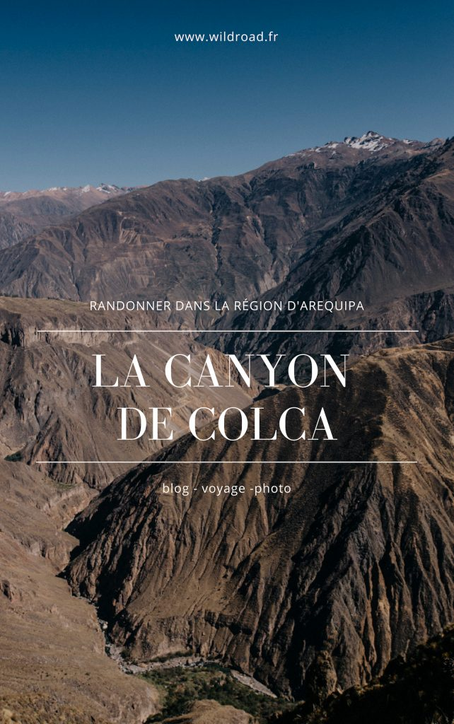 Pinterest Canyon Colca