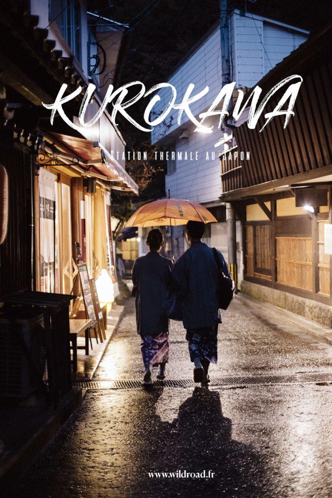 Kurokawa Hotspring