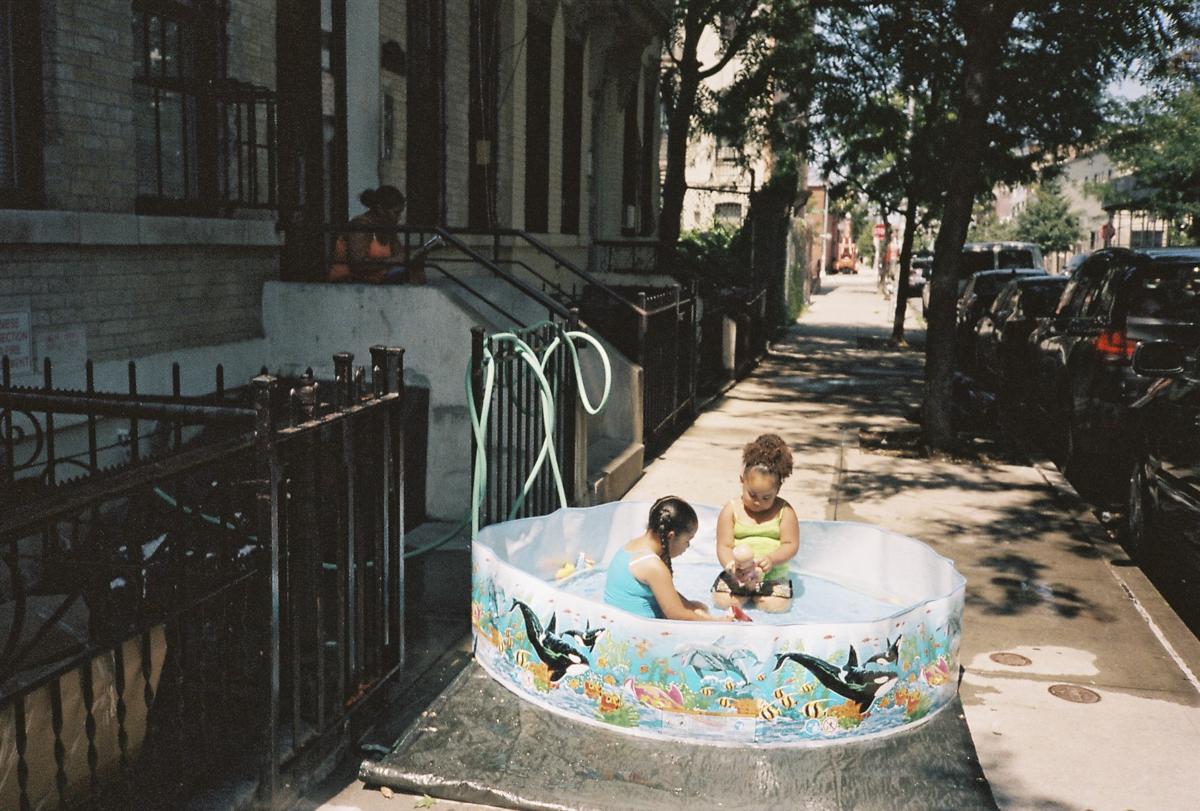 Bushwick scène de vie new-york
