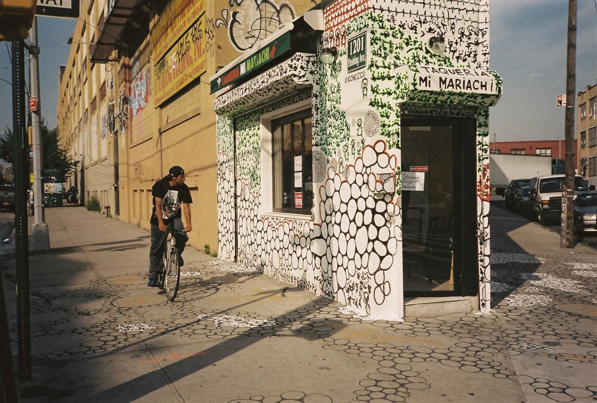 Bushwick street art New-York