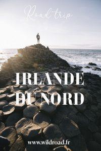 Road-trip Irlande du nord giant's causeway Belfast