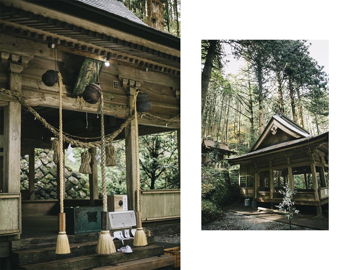 comment prier dans un temple shinto