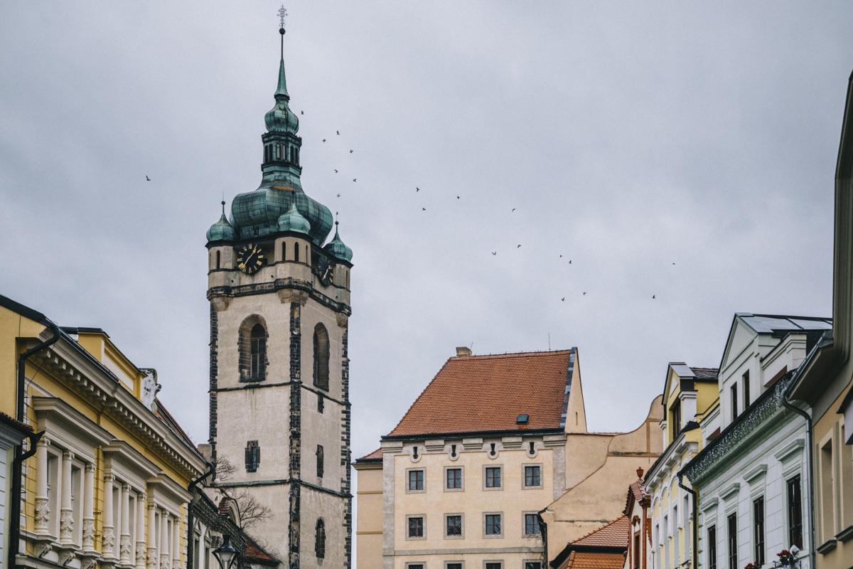 Chateau de Melnik bohème république tchèque